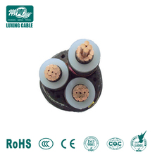MV/LV PVC/ XLPE/ Copper/aluminum armoured/unarmored electric power cables