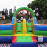 Funny kids cheap inflatable bounce house for rent