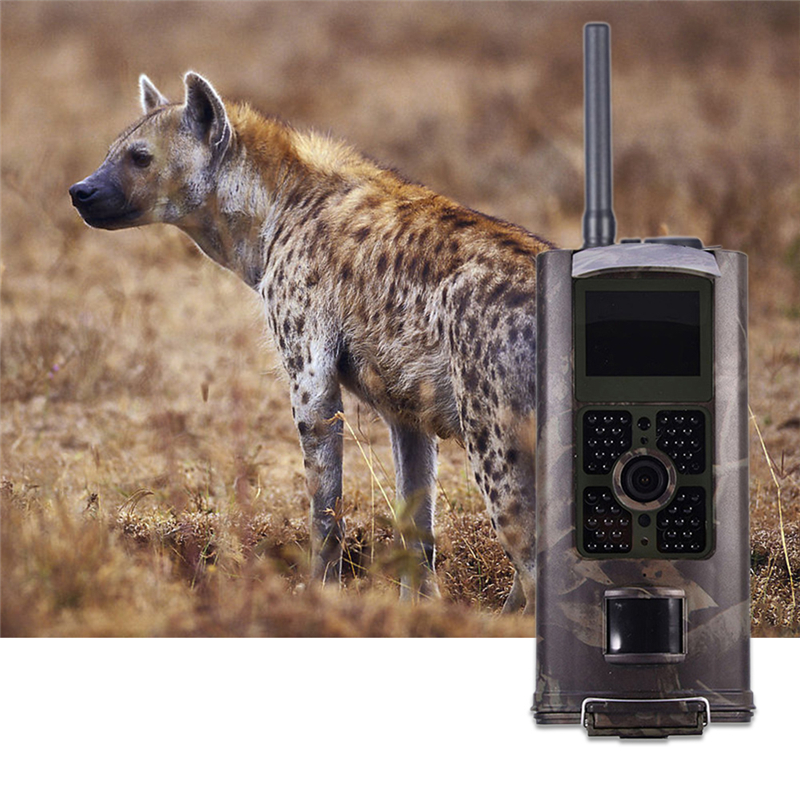 HC 700A Night Vision Hunting Camera Infrared Wildlife Trail Scouting Camera 48PCS 940nm LEDs photo Traps Trail Camera