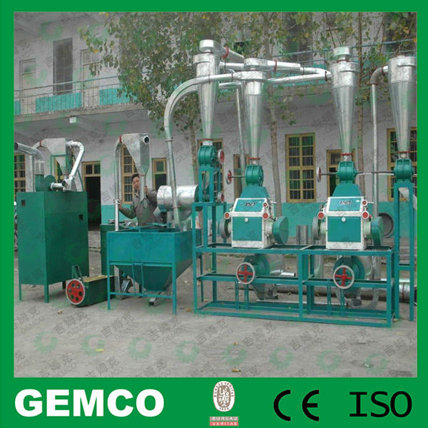 Mini Flour Mill Machinery for Sale in Pakistan