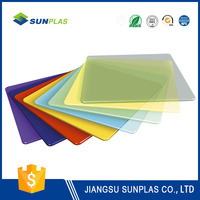 Mold-proof corrugated pp plate sheet