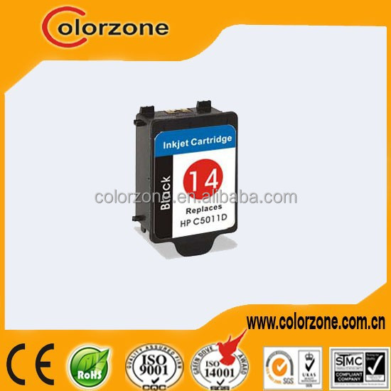 Compatible Inkjet Cartridge C5011D For HP 14