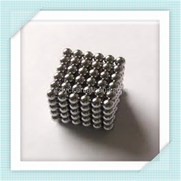 5mm color neodymium Magnetic Ball