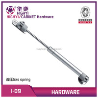 High quality 100 N Hydraulic cabinet support Stay for kitchen cabinet