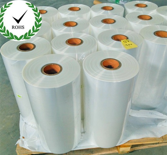 China best seller pof heat shrink film for wrapping wallpaper