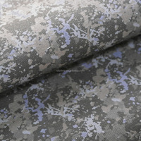 100% cotton cloth camouflage printing fabric