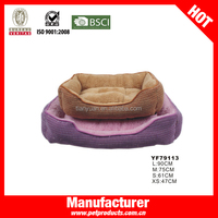 Cozy Warming Indoor House Dog Bed / Pet Bed