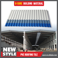corrugated plastic roofing tile roof sandwich panel installation