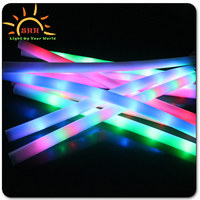Factory price LED lighting swimming noodle,Customized led stick for pool swimming