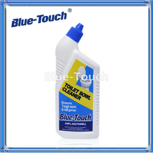 Blue-Touch Brand toilet cleaner stocked feature liquid bowl cleaner 709ml