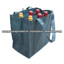 Latest Bottle Nonwoven Bag