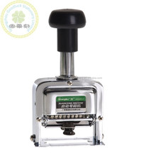 Hot Popular Metal Automatic Numbering Machine/Guangzhou Best Sale Numbering Stamp