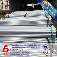 price&specification galvanized iron pipe, gi pipes rates