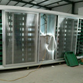 industrial hydroponic system, hydroponic machine for growing sunflower /alfalfa, hydroponic fodder system price