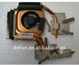 Replacement 516876-001 HP DV6 DV6Z DV7 DV7T Intel CPU fan + Heatsink