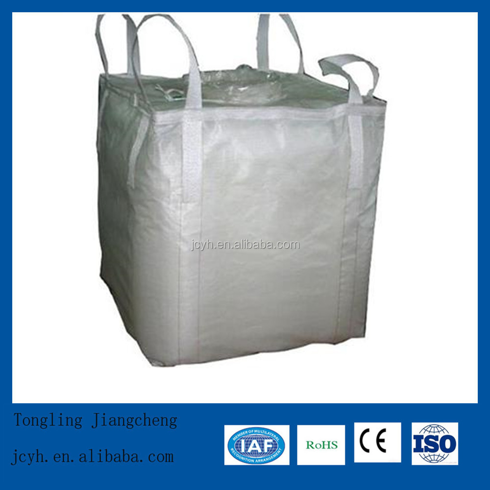 100% virgin PP Cement Jumbo Bags FIBC