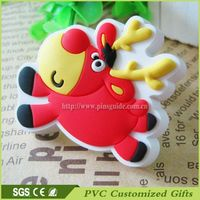 Custom 3d Rubber Animals Eraser For