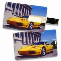 Wholesale Business Card USB Flash Memory