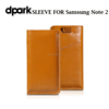 2016 China wholesale Soft Genuine Leather Case Cover for Samsung Galaxy Note 2,Samsung N7100