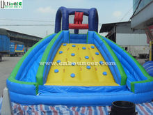 Double lane banzai water slide for sale