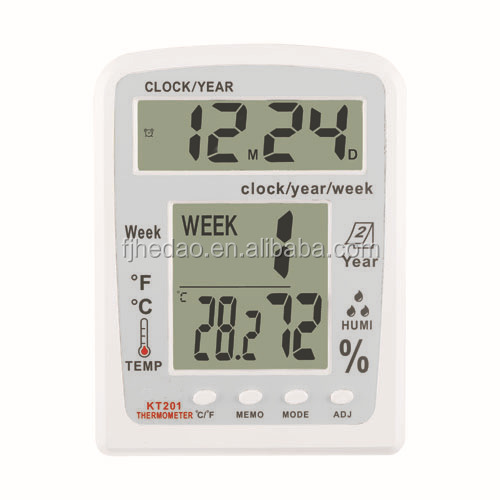 KT201 decorative thermometers indoor for cheap price