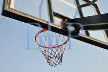 Clear Tempered Glass Basketball Ring And Board