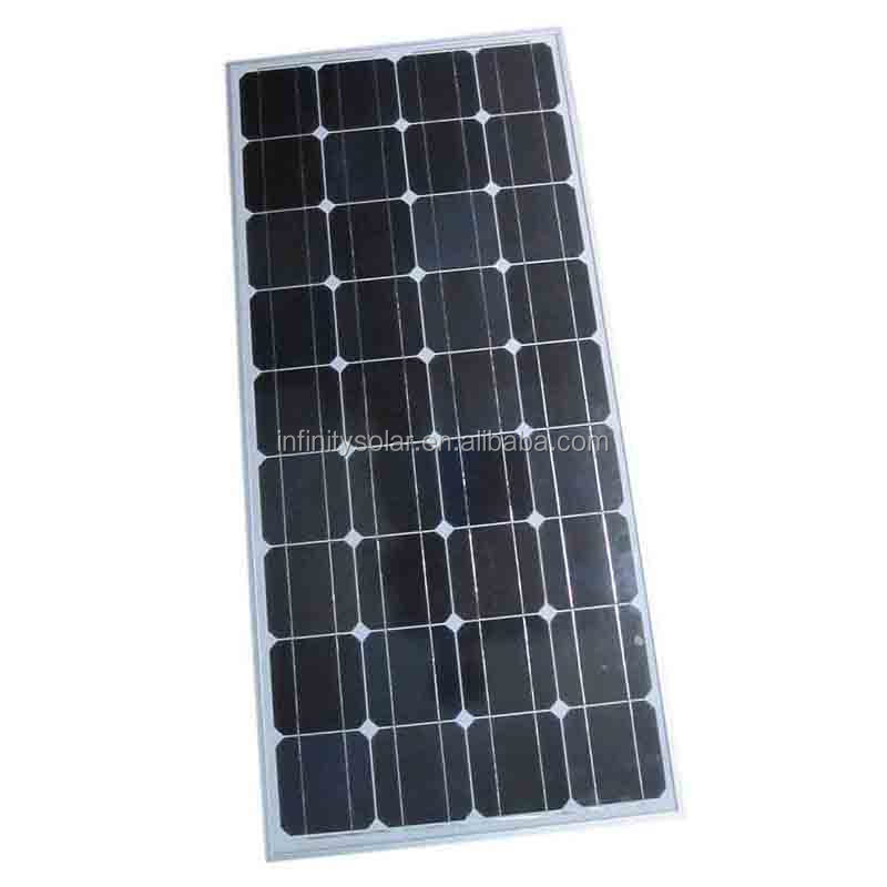 Chinese Photovoltaic Wholesale Best Prices for 150W 12V Panel Solar Panel for Home