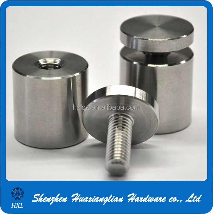 Stainless Steel 304 Decorative Glass Block Spacer for Glass Table