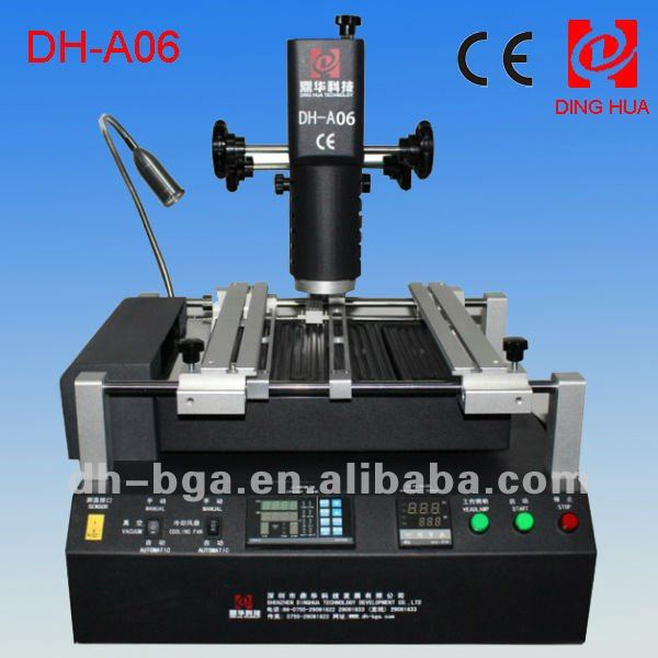 DH-A06 wii/ XBOX/PS3 bga rework station/bga reball machine/bga reball equipment, Ding Hua technology