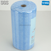 Hangzhou super strong disposable spunlace nonwoven anti bacterial surface cleaning wipes