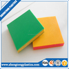 Texture/Clear surface finish HDPE plastic sheet