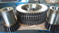 Newest factory sale simple design processing machinery steel spur gear reasonable price