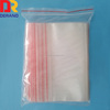 ECO friendly esealable clear a5 zip lock bag