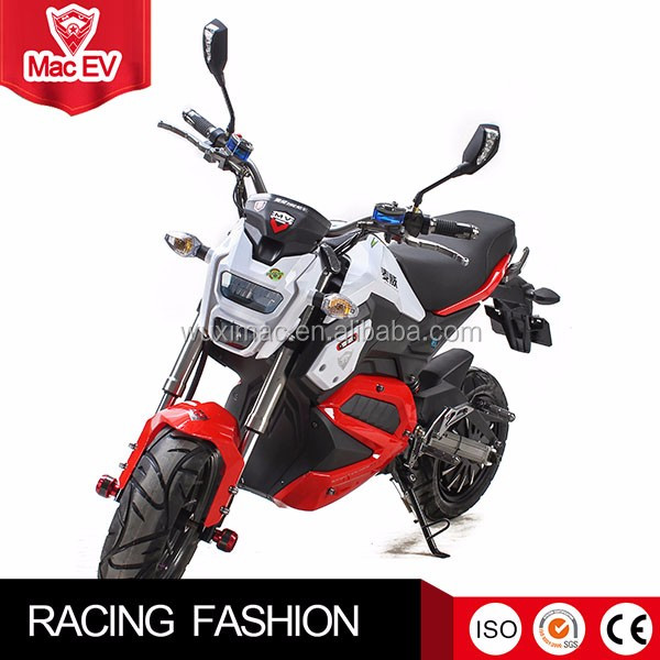 Fashion style electric motorcycle reverse gear with price