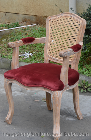 frech antique hand carved wood chairs home furniture