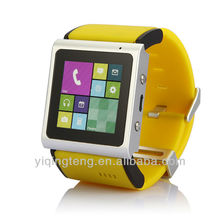 The latest and fashionable cheapest andorid wrist watch phone EC309 online shopping
