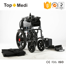 Physical Therapy Equipment Cheap Price Foldable Electric Power Wheelchair for Disabled