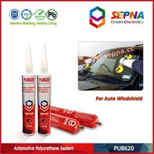 Single component polyurethane windshield <strong>adhesive</strong> with good price