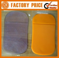 High Quality OEM PU Gel Mobile Phone Anti-Slip Pads For Car