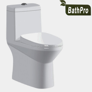 High Quality Ceramic Sanitary Ware Water Saving One Piece Structure toilet