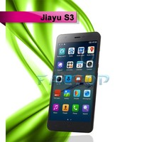 "Instock JIAYU S3 5.5"" OGS Gorilla Glass Android 4.4 MTK6752 64-bit 4G LTE Phone 13MP CAM 3GB RAM 16GB ROM P05-JYS3G"