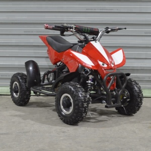 electric quad bike 500w 350w 36v kids electric quad bike mini atv ce
