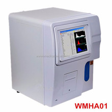 WMHA01 High quality laboratory test equipment , hematology analyzer price with iso13485 certified