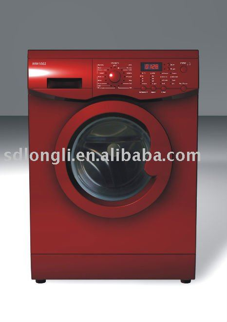 10.0kgs fully automatic household front loading laundry appliance