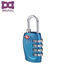 TSA Approved Luggage Locks for Travel 4 Digit Combination Padlocks