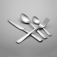 Best properties flatware set cuttlery stainless steel wholesale restaurant flatware