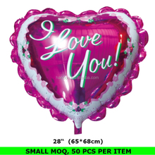 Wholesale Inflatable Heart Balloon Wedding Valentines Outdoor Decorations