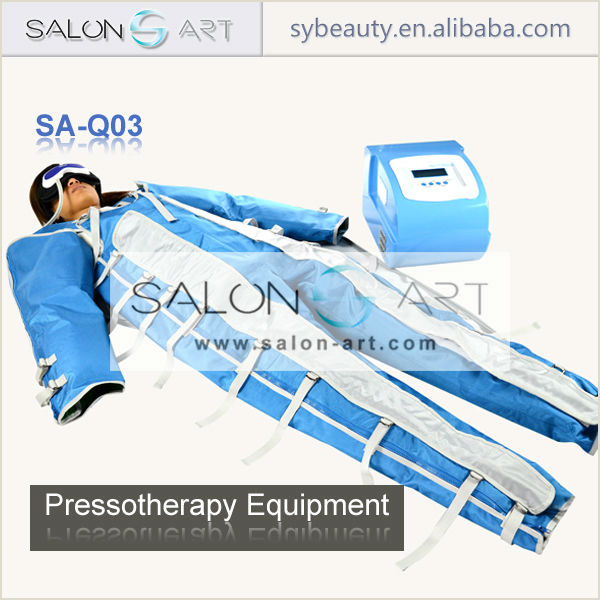 24 Airbags pressoterapia Eequipment with eye massager SA-Q03