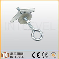Cheap Wholesale Carbon Steel Spring Toggle With O Hook Bolts Carbon Steel O Hook Bolts