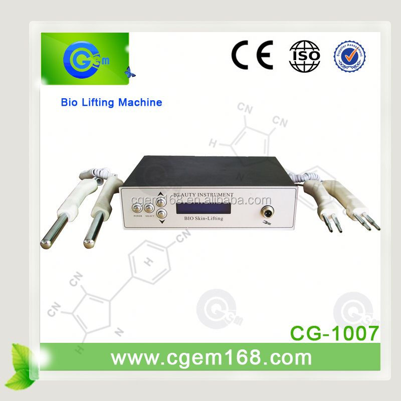 CG-1007 microcurrent stimulation machine eyes with CE